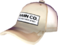 Painted Mann Co. Cap E6E6E6.png
