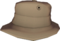 Painted Summer Hat 7C6C57.png
