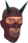 Painted Horrible Horns 2F4F4F Spy.png