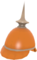 Painted Prussian Pickelhaube C36C2D.png