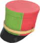Painted Scout Shako 729E42.png