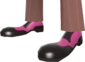 Painted Rogue's Brogues FF69B4.png