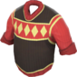 Painted Siberian Sweater F0E68C.png