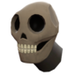 Painted Head of the Dead 7C6C57 Plain.png