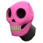Painted Head of the Dead FF69B4 Plain.png