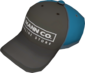 Painted Mann Co. Online Cap 256D8D.png