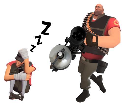 Idling - Official TF2 Wiki | Official Team Fortress Wiki