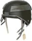 Painted Helmet Without a Home 2D2D24.png