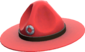 Painted Sergeant's Drill Hat B8383B.png