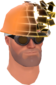 Painted Defragmenting Hard Hat 17% E7B53B.png
