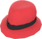 Painted Flipped Trilby B8383B.png