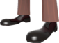 Painted Rogue's Brogues 3B1F23.png