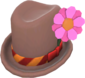 Painted Candyman's Cap FF69B4.png