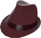 Painted Fancy Fedora 3B1F23.png
