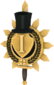 Painted Tournament Medal - Chapelaria Highlander 2D2D24.png