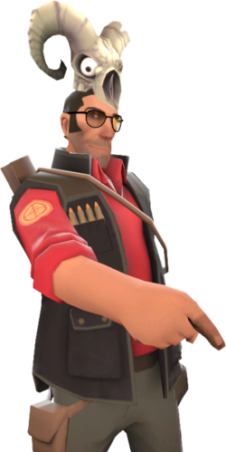 Skull island topper official tf2 wiki official team fortress wiki