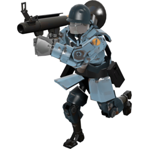 Soldier Robot Official Tf2 Wiki Official Team Fortress