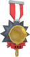 Painted Tournament Medal - Ready Steady Pan B8383B Ready Steady Pan Panticipant.png