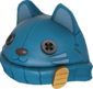 Painted Lucky Cat Hat 256D8D.png