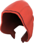 Painted Pyromancer's Hood 3B1F23.png