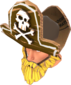 Painted Captain Cardbeard Cutthroat E7B53B.png