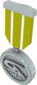 Painted Tournament Medal - Gamers Assembly 808000 Second Place.png
