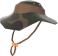 Painted Bushman's Boonie 424F3B.png