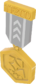 Painted Tournament Medal - TF2Connexion 7E7E7E.png