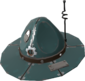 Painted Full Metal Drill Hat 2F4F4F.png