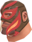 Painted Large Luchadore 694D3A.png