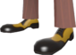 Painted Rogue's Brogues E7B53B.png