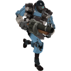 Demoman Roboter Official Tf2 Wiki Official Team Fortress Wiki