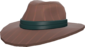 Painted A Hat to Kill For 2F4F4F.png