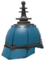 Painted Platinum Pickelhaube 256D8D.png