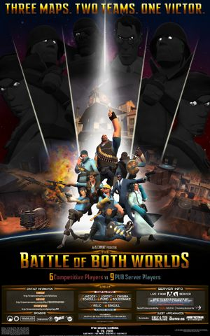 Battle of Both Worlds Poster