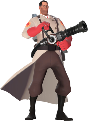 meet the medic sfm map