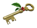 Festive Winter Crate Key