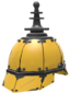 Painted Platinum Pickelhaube E7B53B.png