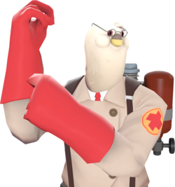 Meet the Medic - Official TF2 Wiki | Official Team Fortress