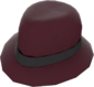 Painted Flipped Trilby 3B1F23.png