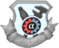 Painted Tournament Medal - Team Fortress Competitive League 7E7E7E.png