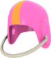 Painted Football Helmet FF69B4.png