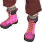 Painted Highland High Heels FF69B4.png