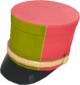 Painted Scout Shako 808000.png