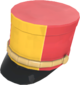 Painted Scout Shako E7B53B.png