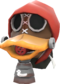 Painted Mr. Quackers 694D3A.png