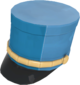 Painted Scout Shako 256D8D.png