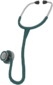Painted Surgeon's Stethoscope 2F4F4F.png