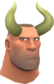Painted Horrible Horns F0E68C Soldier.png