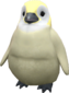Painted Pebbles the Penguin F0E68C.png